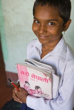 In World Education is helping children avoid the worst forms of child labor and help them return to school and learning. Learn more. Education For All, Helping Children, Nepal, Learning, School, Teaching, Education, Studying