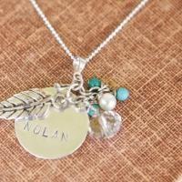 Customizable necklaces!