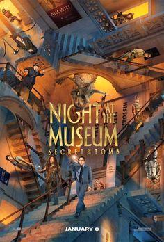"""""""Uma Noite no Museu 3″"""