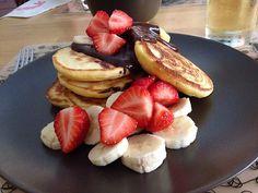 Pancakes, ein schmackhaftes Rezept aus der Kategorie Mehlspeisen. Bewertungen: 787. Durchschnitt: Ø 4,5.