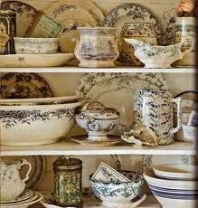 English Transferware Collections