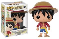 ONE PIECE - MONKEY D. LUFFY - FUNKO POP! VINYL FIGURE   Pop-Addiction   Once you Funko Pop! You just can't stop! Funko Pop's in Portugal