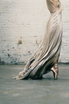 Uplifted by love. ~ETS (Ballet Inspired Wedding Ideas from Amy Osaba | OnceWed.com)