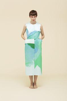 Marimekko. 2013. Movement Limited Edition Collection Dress
