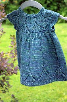 Clara Dress - free pattern