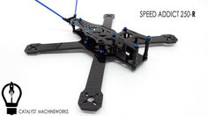 Pictures of Speed Addict 250-R FPV Racing Frame