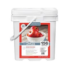 Lindon Farms 156 Servings Freeze Dried Apples: Amazon.co.uk: Kitchen & Home