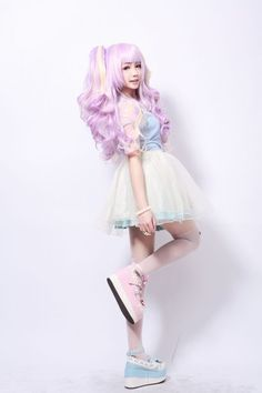 Tumblr | Japanese Fashion | i want this outfit for comic con !!!