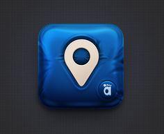 找酒店用的APP icon - ICONFANS|图标粉丝网|专业图标界面设计论坛,软件界面设计,图标制作下载,人机交互设计
