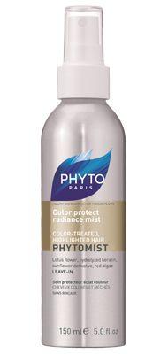 phytomist est un spray dlicatement parfum qui redonne souplesse et brillance - Kerastase Cheveux Colors