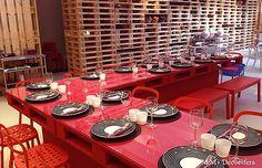 Sala Vip Lounge en ARCO