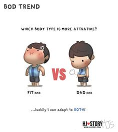Fit Bod vs Dad Bod by hjstory on DeviantArt Love Cartoon Couple, Cute Love Cartoons, Chibi Couple, Cute Love Stories, Love Story, Cute Bear Drawings, Hj Story, Cute Love Pictures, Besties Quotes