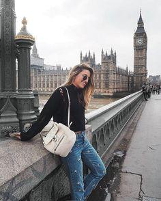 WEBSTA @ blondesandcookies - London Style by @dressedfordreams via @fashioninmyeyes