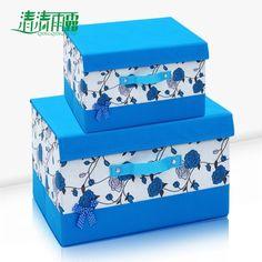 Одежда и игрушки, закуски ящик для хранения ящик для хранения большой крытый ящик для хранения дома Каберне мусора Ящики для сортировки - Taobao