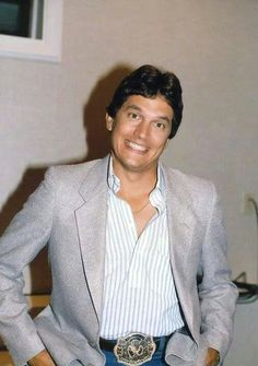 Young george strait