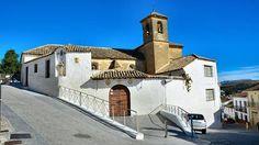 Ocho pueblos mágicos de #Andalucía donde vivir la #SemanaSanta http://www.abc.es/viajar/espana/abci-caminos-pasion-andalucia-201503061257_1.html