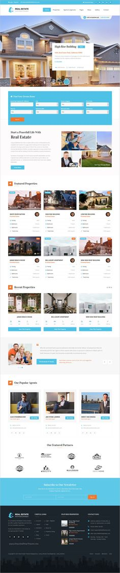 Real estae is a wonderful responsive 5in1 #WordPress theme for smart #property developers, #realestate booking and rental websites download now➩ https://themeforest.net/item/real-estate-idx-property-booking-real-estate-and-rental-wordpress-theme/17753555?ref=Datasata