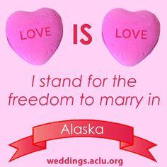 ACLU - Valentine's Day
