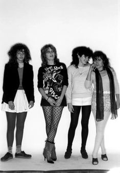 British Punk, 70s Punk, Typical Girl, Riot Grrrl, Women In Music, The New Wave, Psychobilly, Thing 1, Girl Bands