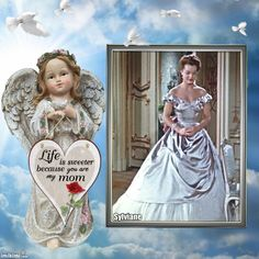 Angel and Frame