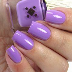 #SLAY ◆ Bright Purple // Deco Miami polishes are vegan, cruelty-free, luxury grade, 8-free nail polish made in a size that makes sense.