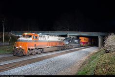 RailPictures.Net Photo: NS 8105 Norfolk Southern GE ES44AC at Hiram, Georgia by Casey Bell