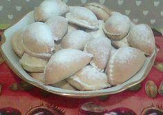 Omlós tészta gesztenyés töltelékkel