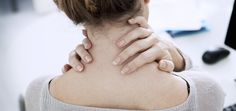 how to get rid of neck/shoulder pain