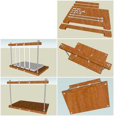 DIY: Bookblock Sewing Station2 by Marenne.deviantart.com on @deviantART