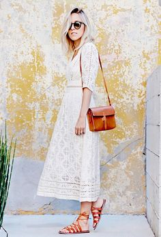 Which summer staples can I wear into fall? via @WhoWhatWear