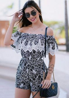 If you're struggling to lose weight or if you're continuing to pack on the pounds, then I have this to say to you: Summer Fashion Outfits, New Fashion, Girl Fashion, Casual Outfits, Cute Outfits, Womens Fashion, Fashion Trends, Mode Rockabilly, Dama Dresses