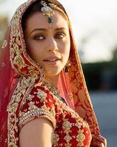 Rani Mukherjee-- Only my favorite Bollywood Actress.