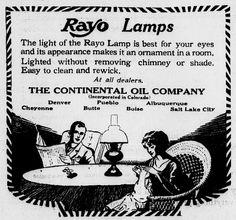 Rayo Lamps