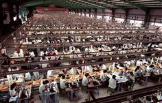 Nike Sweat shop in China.65¢ 2 make a pair of J's.Do da math,+ J invested 200mil in privatized prisons.STOP BUYIN J's