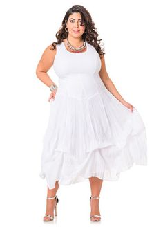 Bubble Maxi Dress