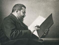 Die Kunst in der Photographie : 1900 Photographer: E. Gottheil Title: Porträtstudie