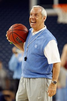 Roy Williams. Born in Marion.  Graduated from TC Robertson High School (near Asheville) & UNC-Chapel Hill. High School Basketball & Golf Coach at Charles D Owen High in Black Mountain 1973-1978. Asst Coach to Dean Smith 1978-88. Head Coach Men's Basketball at UNC-Chapel Hill 2003-present.