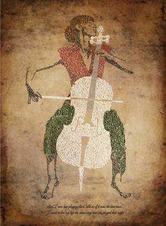 Cello by xnexno