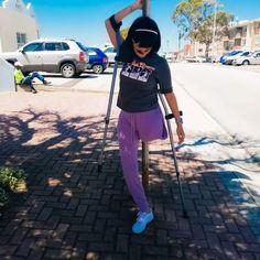 Nomawethu Mpuntshe is learning to appreciate life again | amputee.site Appreciate Life, Appreciation, Sporty, Female, Learning, Model, Style, Fashion, Swag