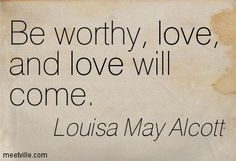 Louisa May Alcott Quotes - Meetville