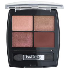 Isadora Autumn Make-up Eye Shadow Quartet Lidschatten online kaufen Latest Makeup Trends, Beauty Trends, Fall Makeup, Eye Makeup, Creamy Eyeshadow, Kevin Murphy, In Cosmetics, Makeup Collection, Nyx