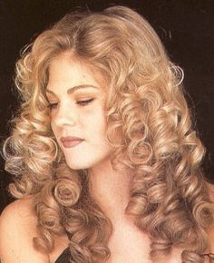 curls on pinterest curls perms and vintage hair