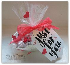 Valentine Treat by nwt2772 - Cards and Paper Crafts at Splitcoaststampers