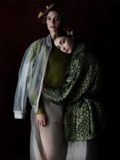 photos by julia hetta for bon winter '12.