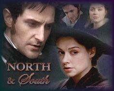 North & South #North #and #South #John #Thornton #Margaret #Hale #Elizabeth #Gaskell #Richard #Armitage