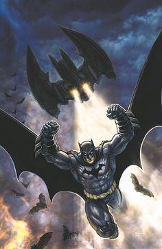 Batman by Greg Luzniak