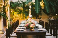Floral Design: Canteiro - http://www.stylemepretty.com/portfolio/canteiro Venue: Riviera Maya Haciendas - http://www.stylemepretty.com/portfolio/riviera-maya-haciendas Coordination: LM Weddings - http://www.stylemepretty.com/portfolio/lm-weddings-mayan-riviera   Read More on SMP: http://www.stylemepretty.com/2014/04/24/glamorous-riviera-maya-destination-wedding/