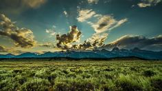 This timelapse of Montana is STUNNING. You must click and see it! It's not called the Big Sky State for nothing.