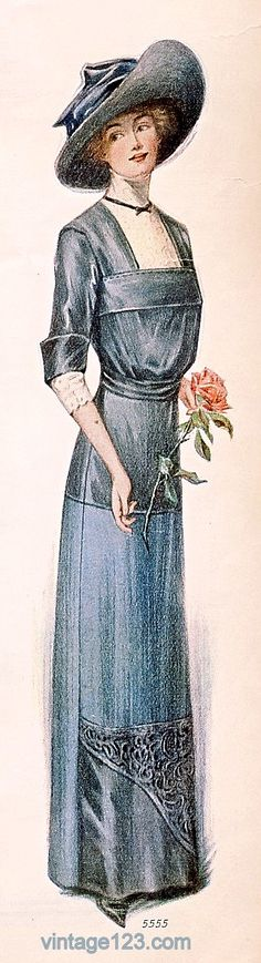 Ladies' Home Journal (the Paris Fashion Issue), September 15, 1910