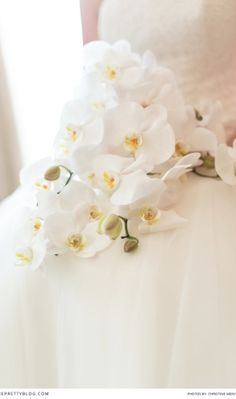 Stunning orchid bouquet!   Photography: Christine Meintjes Photography  